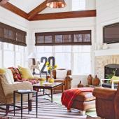 Farmhouse family room