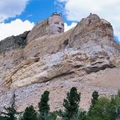 Things to Do in South Dakota's Black Hills and Badlands--Crazy Horse Memorial