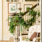 Holiday House Tour At Home With Nell Hill S Owner