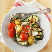 Grilled zucchini recipes