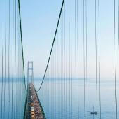 Mackinac Bridge, Annual Bridge Walk