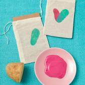 Valentine's treat bag