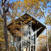 Thorncrown Chapel in Eureka Springs