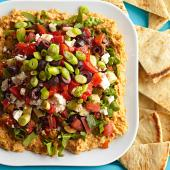Mediterranean Eight-Layered Dip