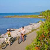 Things to Do in the Traverse area--Bike Trails