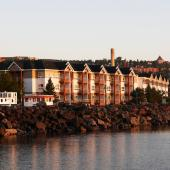 Duluth, Minnesota: Canal Park Lodge