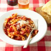 Penne with Arrabiata Sauce