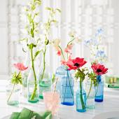 Easy flower centerpiece