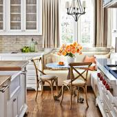 Kitchen banquette