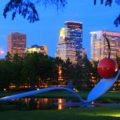 Minneapolis Sculpture Garden, Walker Art Center