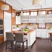 Chicago architects' kitchen