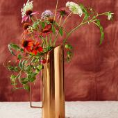 Garden variety flower arrangement