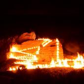 Crazy Horse Memorial Night Blasts