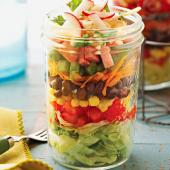 24-Hour Tex-Mex Salad