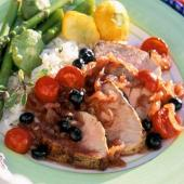 Blueberry Pork