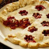 Cherry-Almond Pie