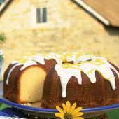 Lemony Prairie Cake