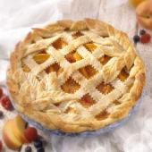 Summer's Best Peach Pie