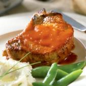 Bigger and Better Saucy Pork Chops