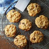 Avalon's Oatmeal-Raisin Cookies