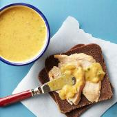 Beer-Mustard Dipping Sauce