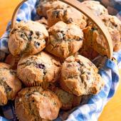 Blueberry Thunder Muffins