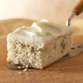 Buttermilk Banana Bars