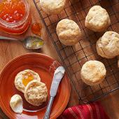 Ozark War Eagle Buttermilk Biscuits