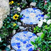 Magic Cleaning Erfahrung create mosaic magic in your garden midwest living
