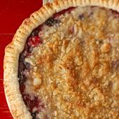Cherry Berry Berry Pie