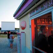 Things to Do in the Traverse area--Cherry Bowl Drive-In