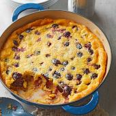 Cherry-Orange Clafouti