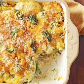 Chicken-Broccoli Bake