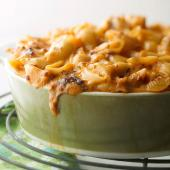 Chipotle Mac and Cheese