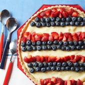 Citrus-Berry Tart