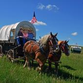 Fort Seward Annual Wagon Train