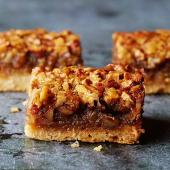 Gooey Pecan Pie Bars