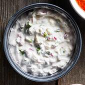 Greek Feta-Herb Sauce