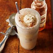 Hard Cider Float
