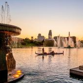 Things to Do in Omaha--Heartland of America Park