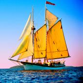 Things to Do in the Traverse area--Tall ship Manitou