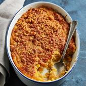 Pepper Jack Corn Casserole