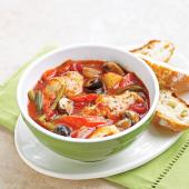 Slow Cooker French Chicken Stew