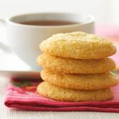 Aunt Hilda's Sugar Dream Cookies