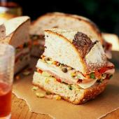 Michigan Muffuletta