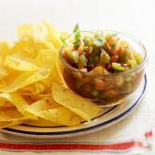 Chunky Fresh Tomato Salsa