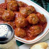 Cincinnati's Sacred Heart Meatballs