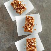Butterscotch Pretzel Bars
