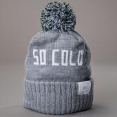 'So cold' knit hat