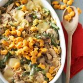 Tuna and Green Bean Bake